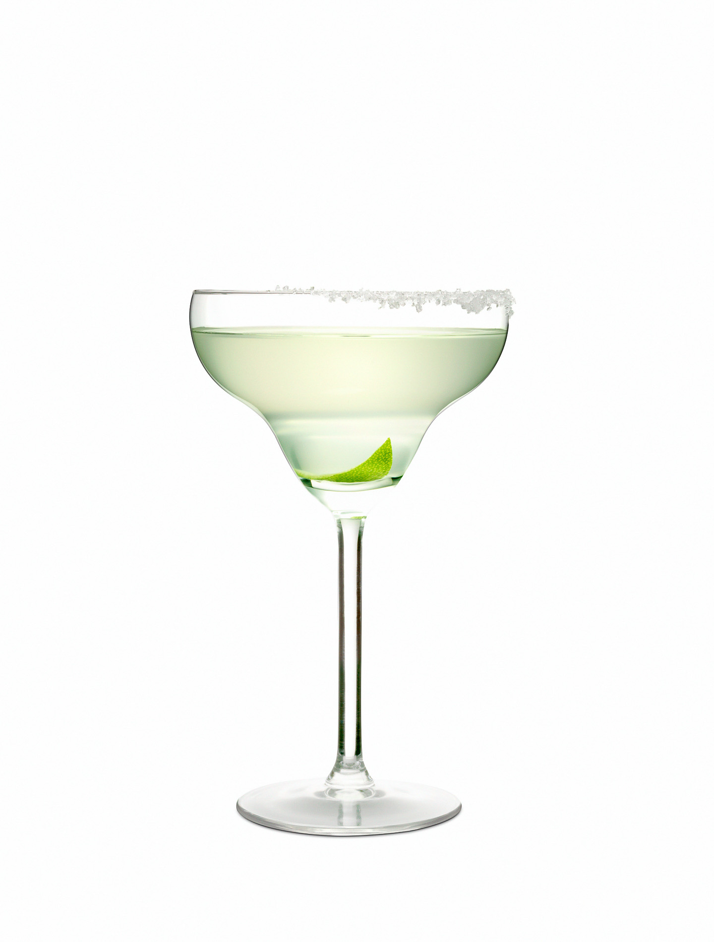 margarita cocktail in an elegant glass