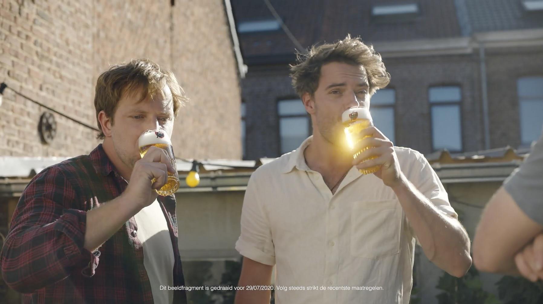 jupiler beer styling